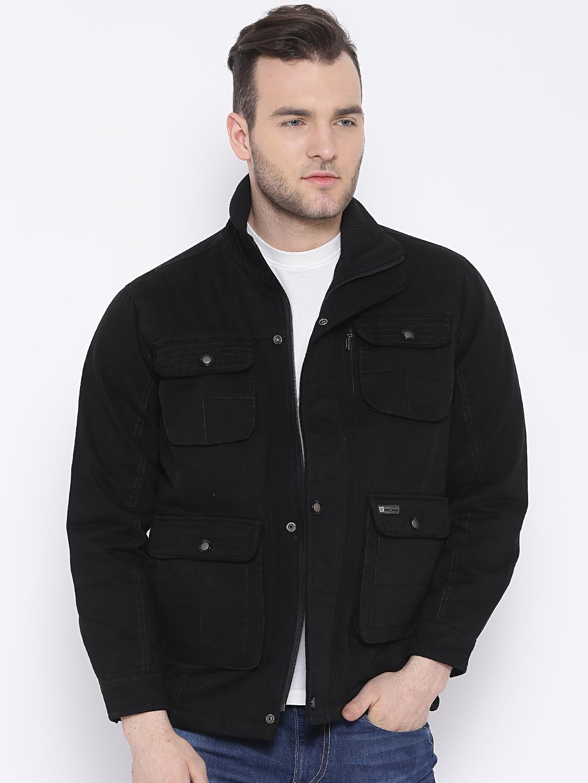 Monte Carlo Black Padded Jacket