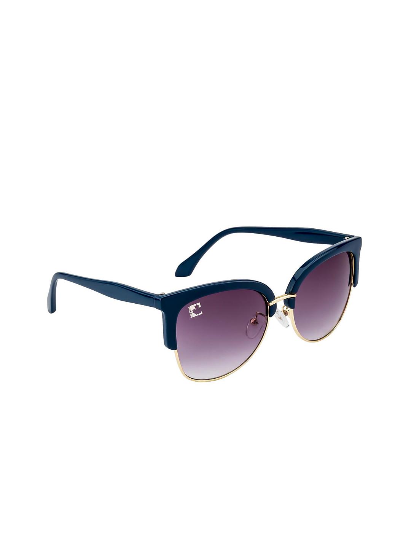 Clark N Palmer Unisex Gradient Browline Sunglasses CNP-D15113-S183