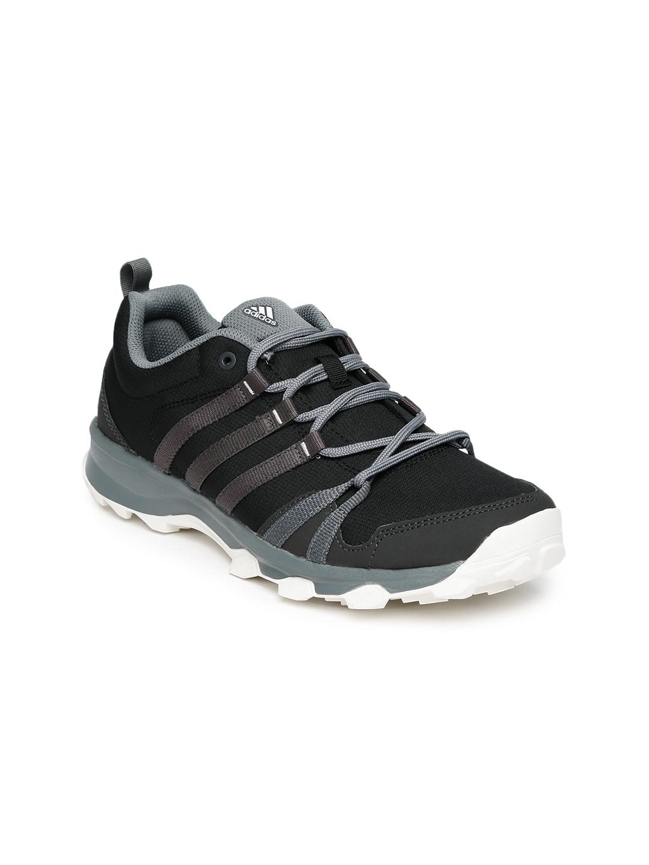 Adidas Women Black Tracerocker Running Shoes