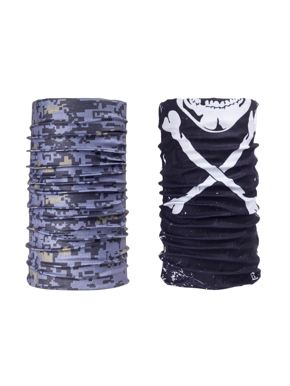 NOISE Unisex Set of 2 Printed Headwears
