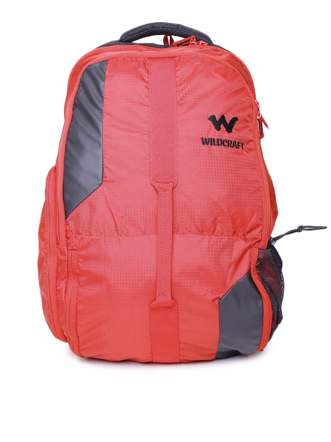 Wildcraft Unisex Red Geek 1 Solid Backpack