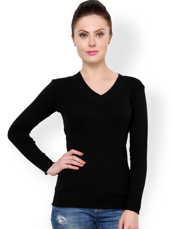 Renka Black Sweater
