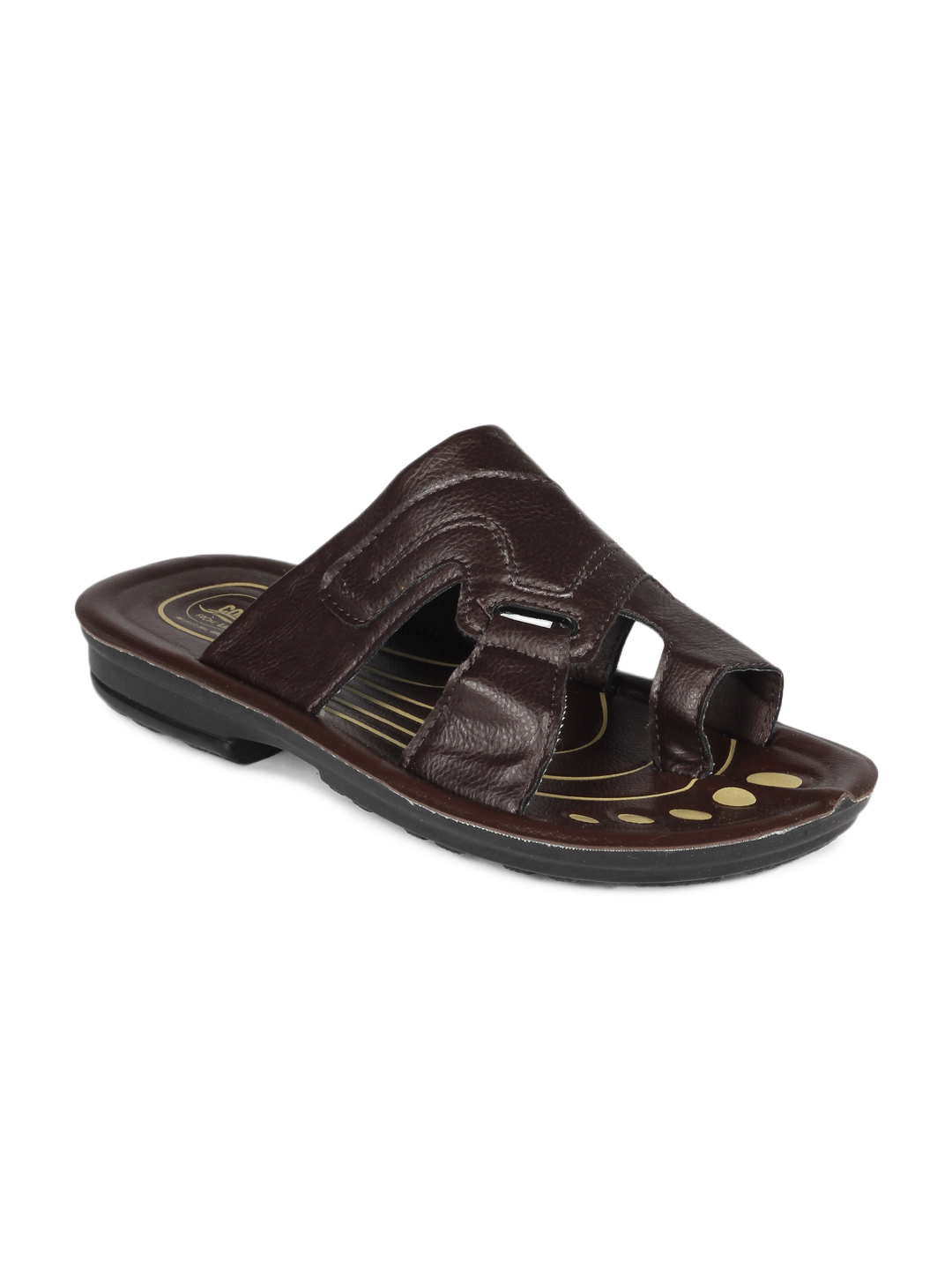 Coolers Men Brown Sandals