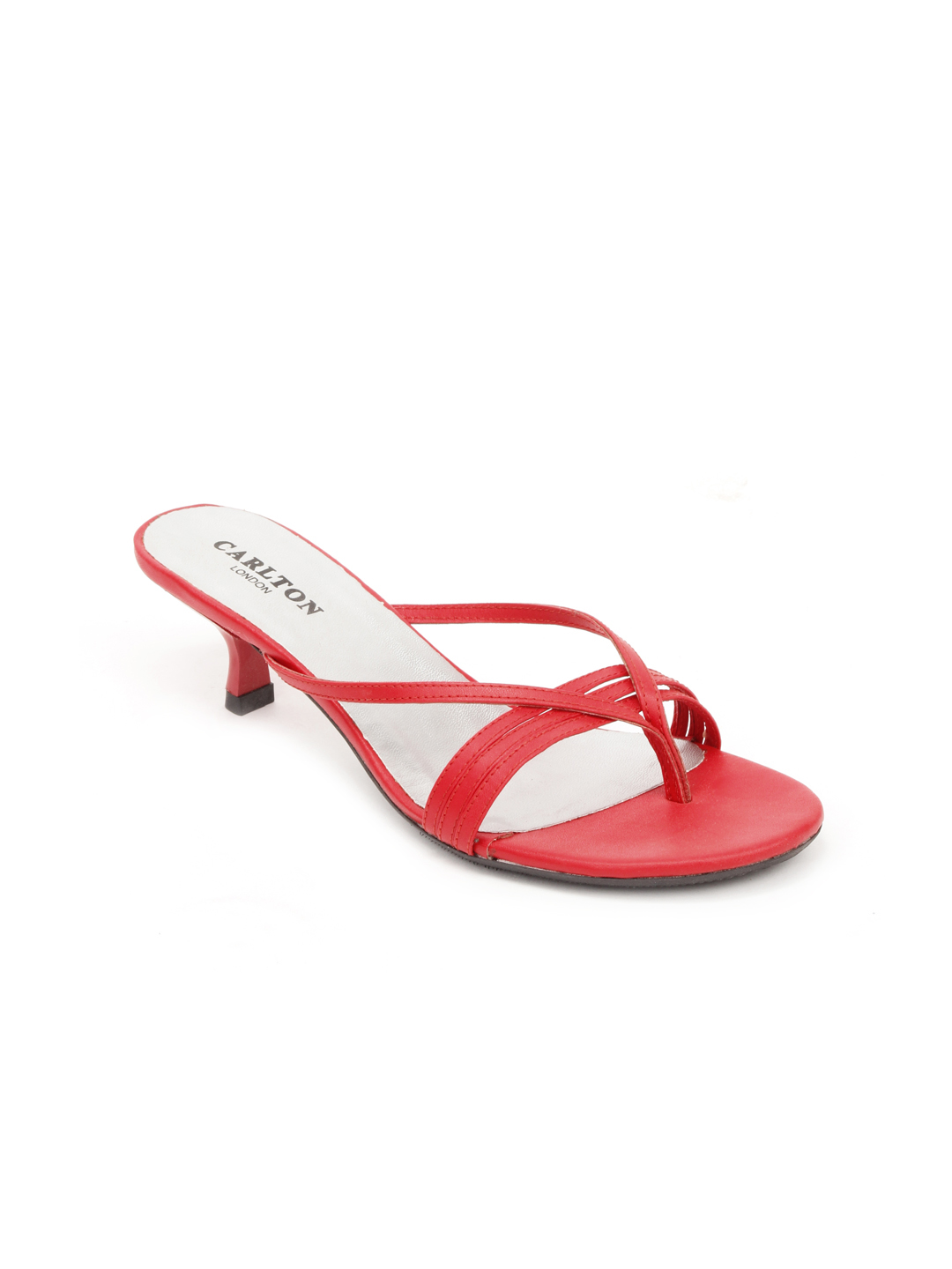 Carlton London Women Red Sandals