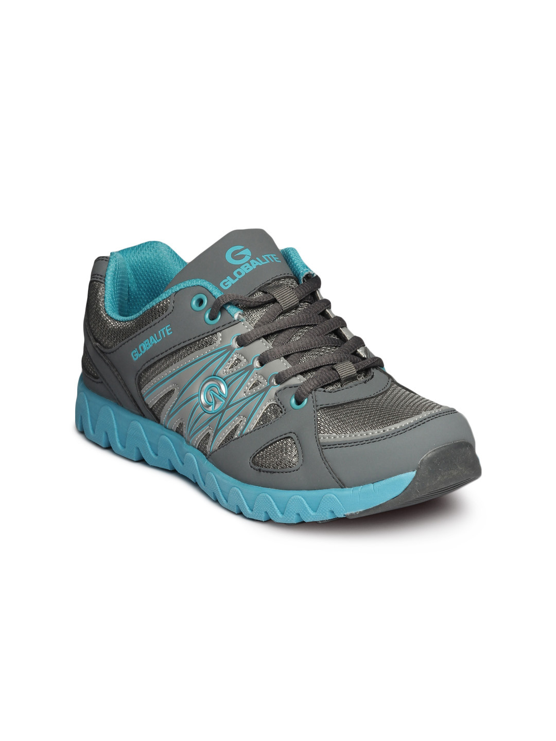 Globalite Women Grey Startech Shoes