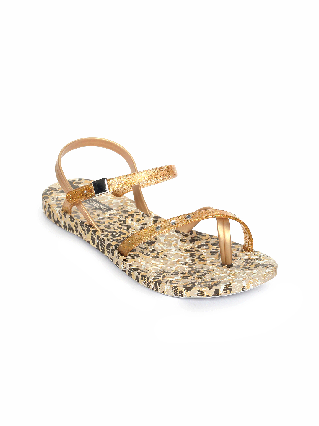 iPanema Women Gold Premium Sandals