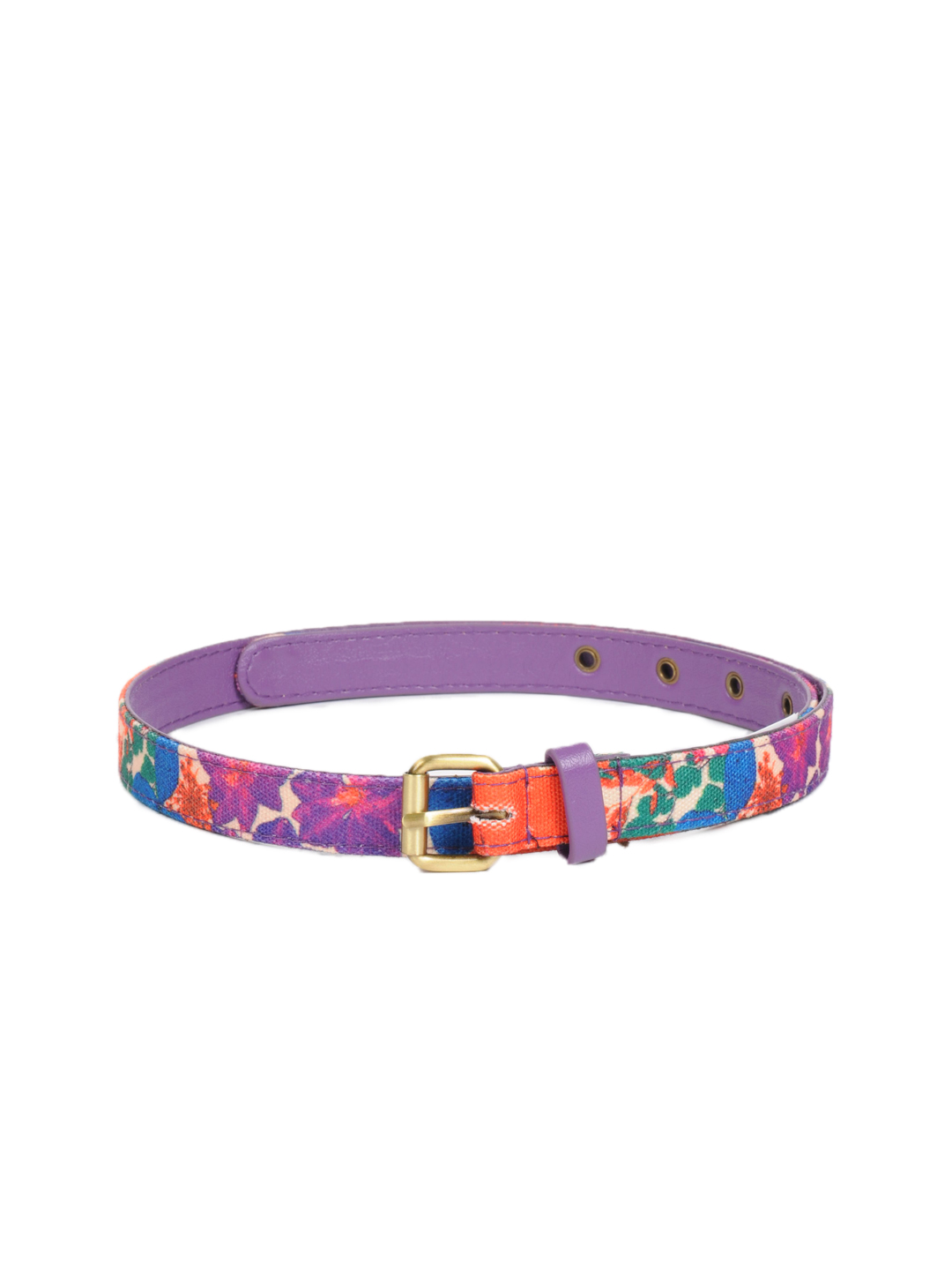 Pieces Women Multi Coloured Belt