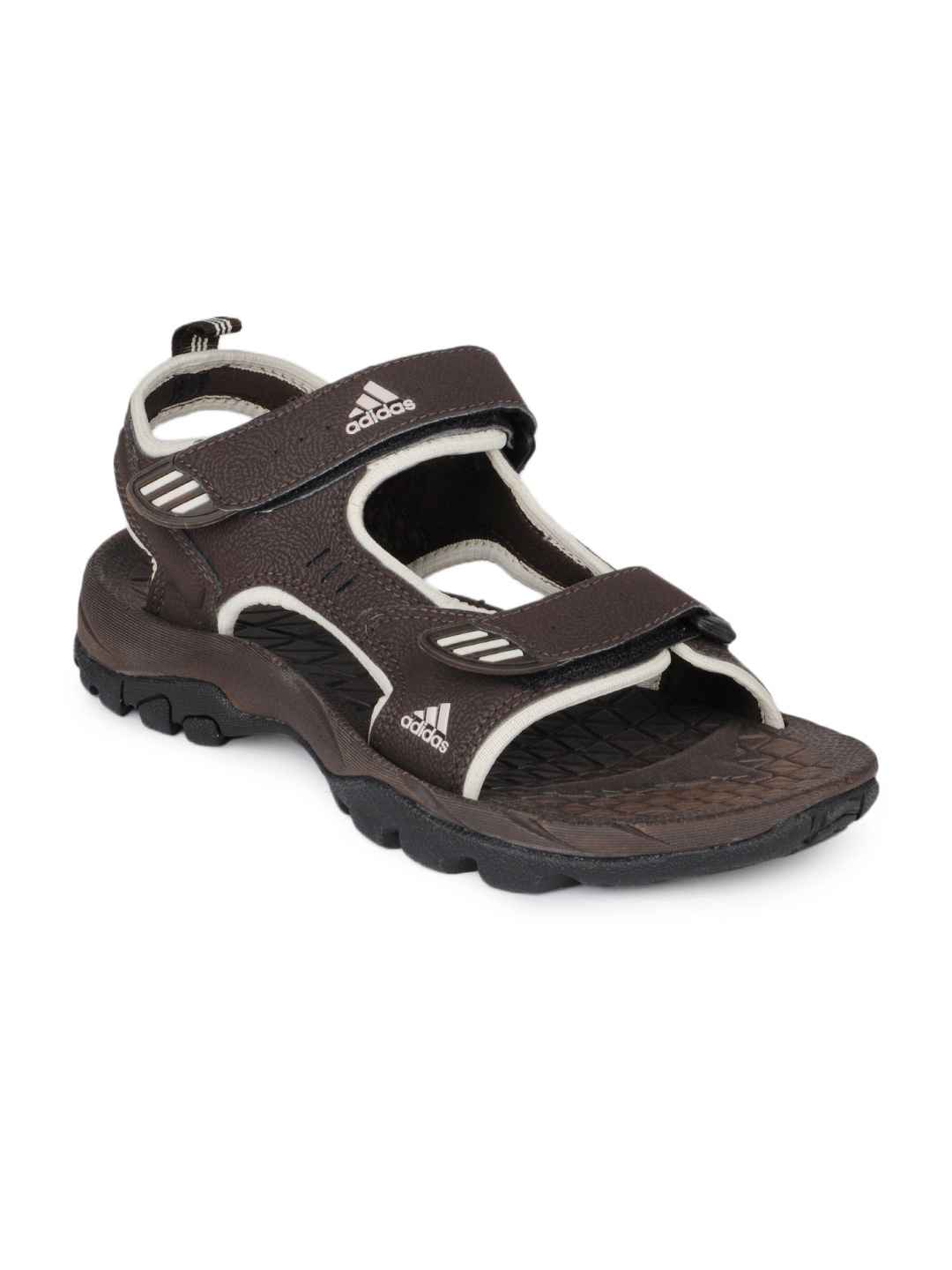 Adidas Men Brown Sandals