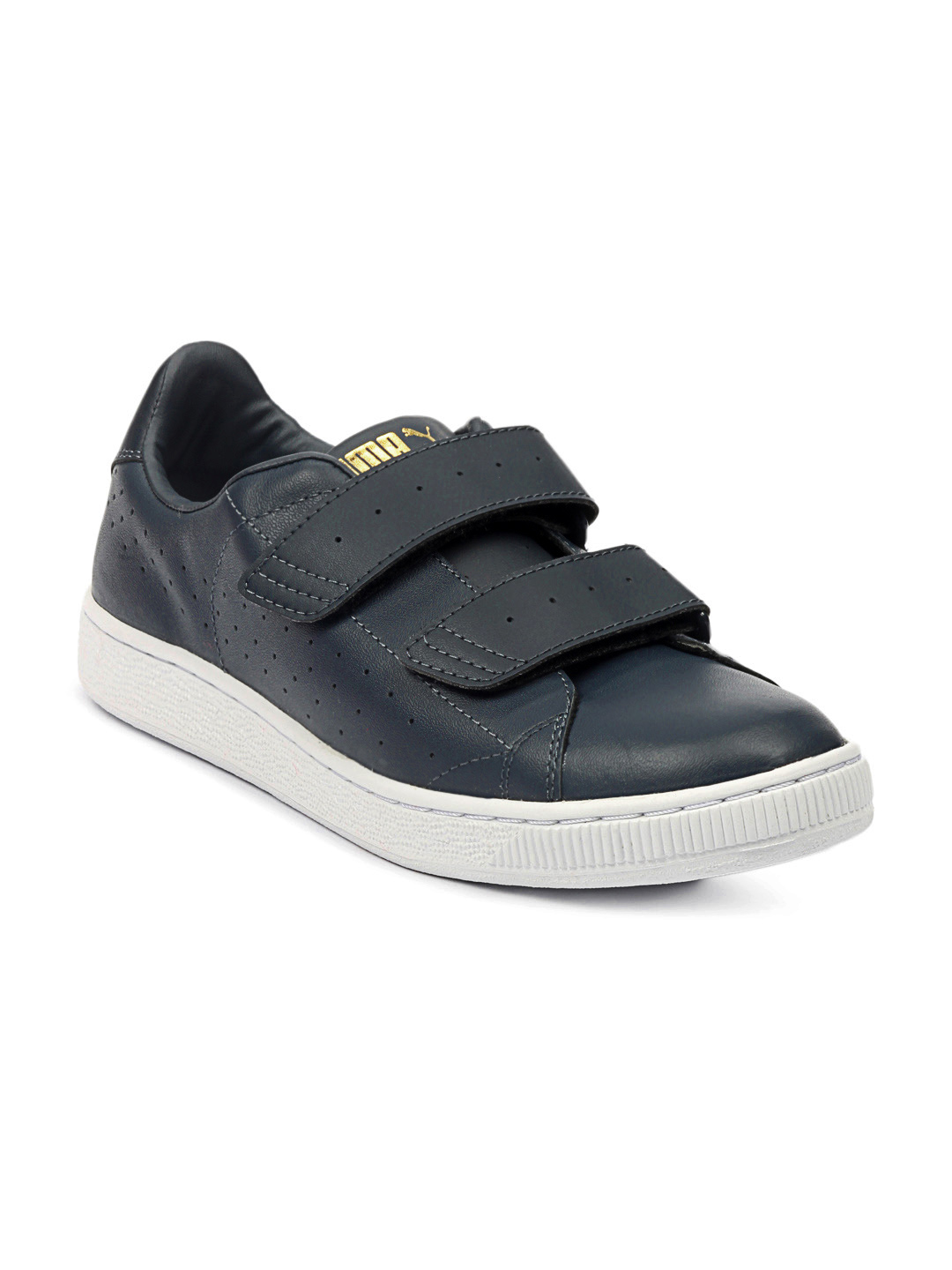 Puma Men Navy Blue Madison Classic Shoes