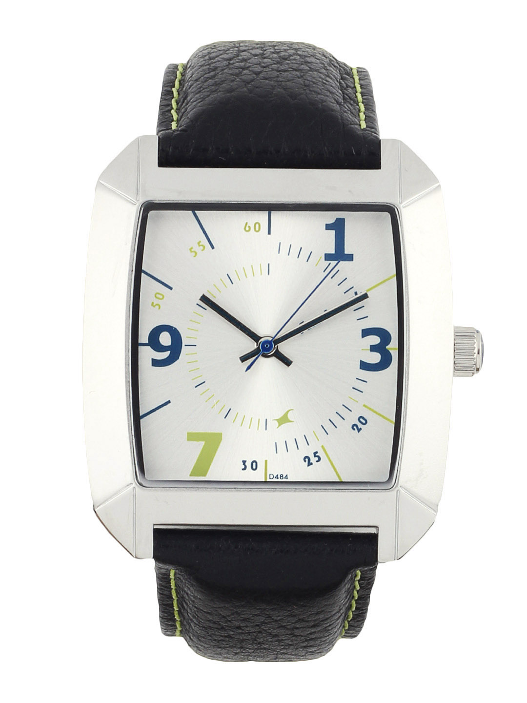 Fastrack  Men Steel Dial Watch
