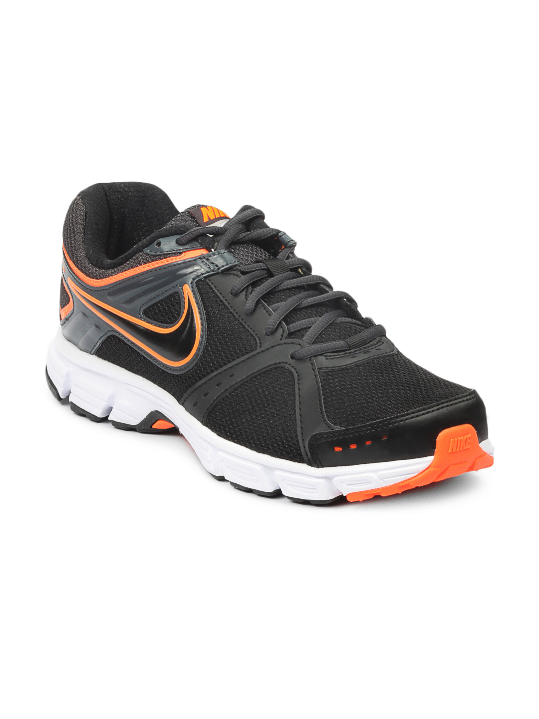 Nike Men Downshifter Black Sports Shoes