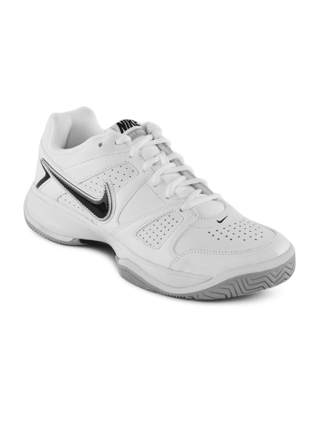 Nike Men City Court VII White Sports Shoes