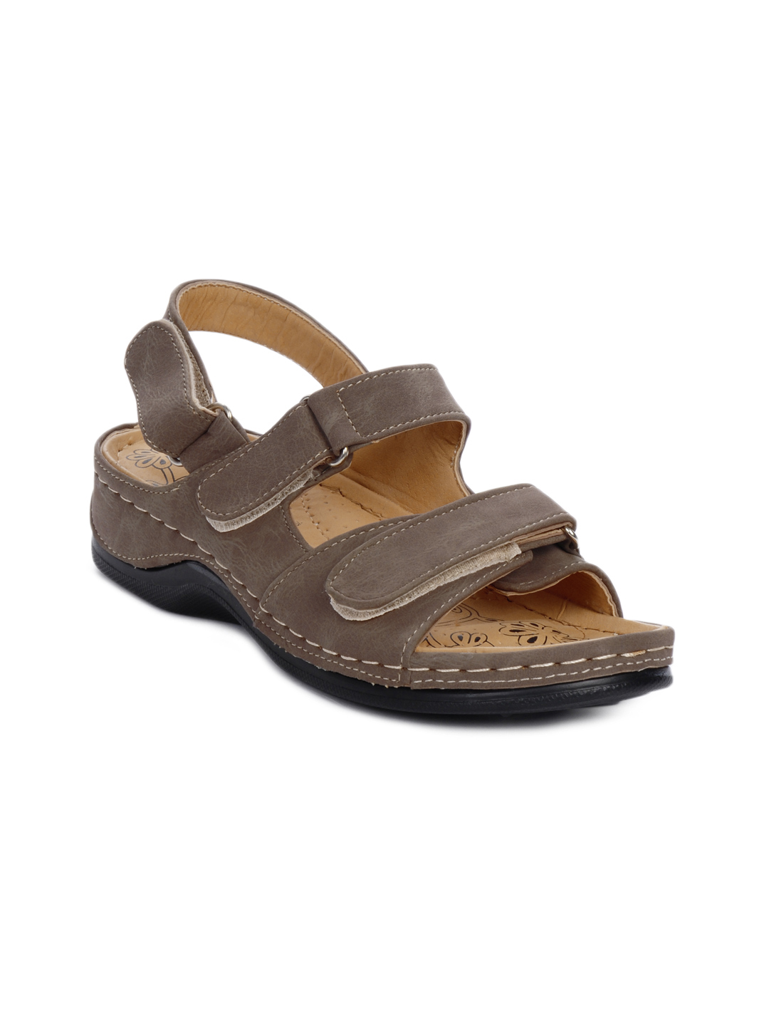 Catwalk Women Brown Casual Sandals