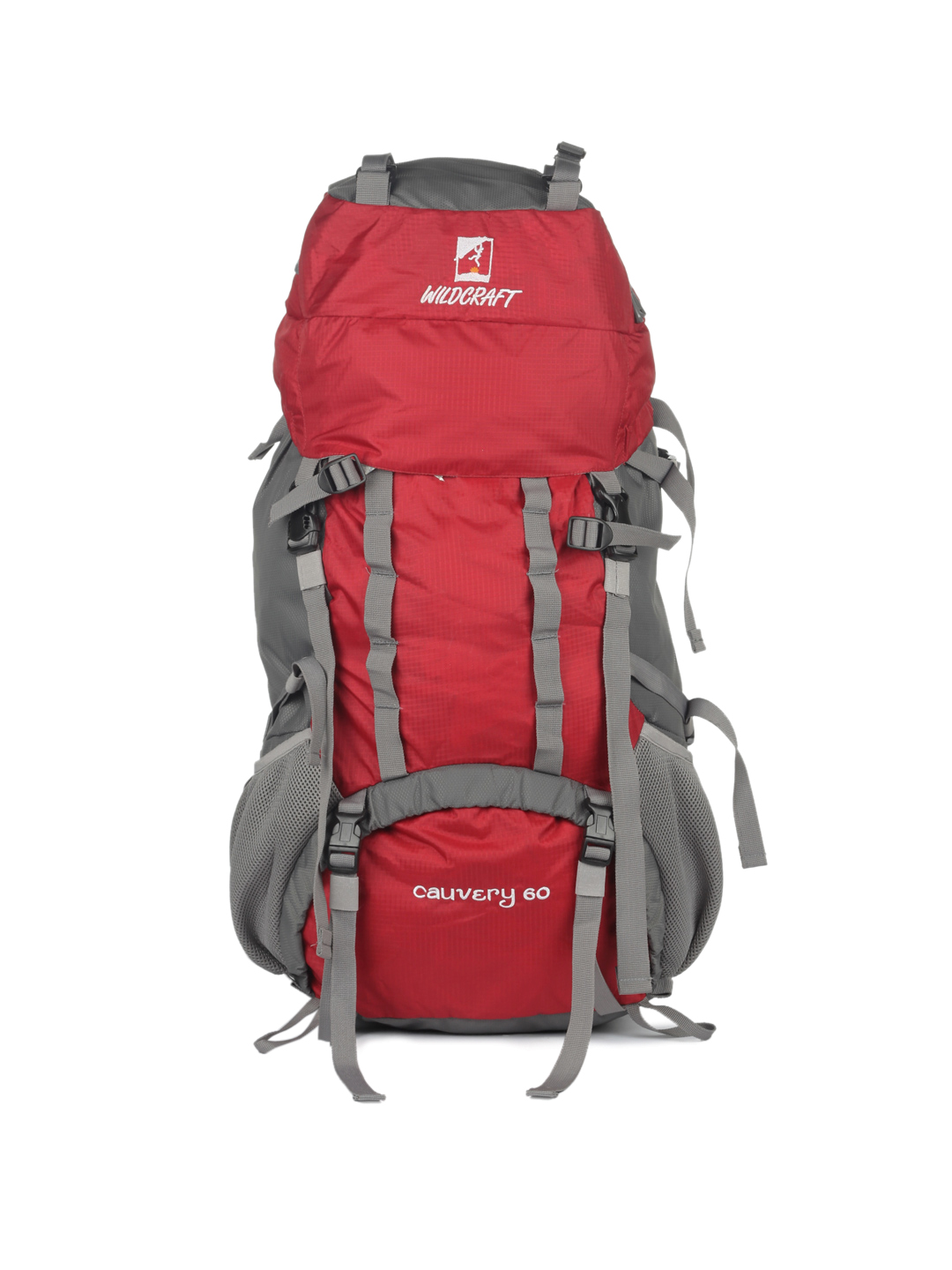 Wildcraft Unisex Cauvery Red Rucksack