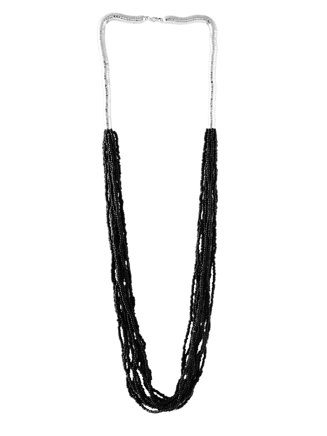 ToniQ Women Black Necklace