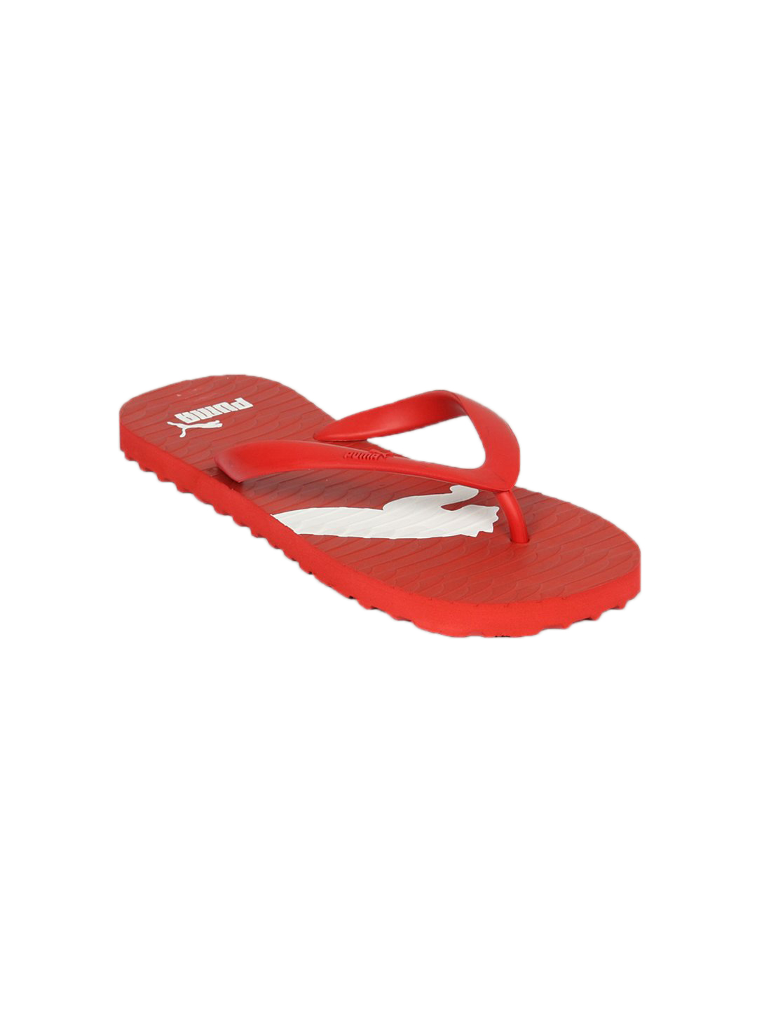 Puma Unisex Arizona Red Flip Flop