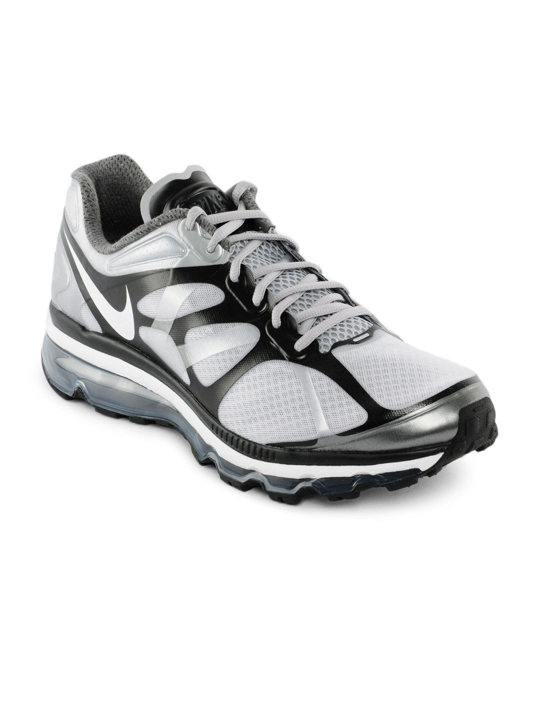 Nike Men Air Max Grey Sports Shoes