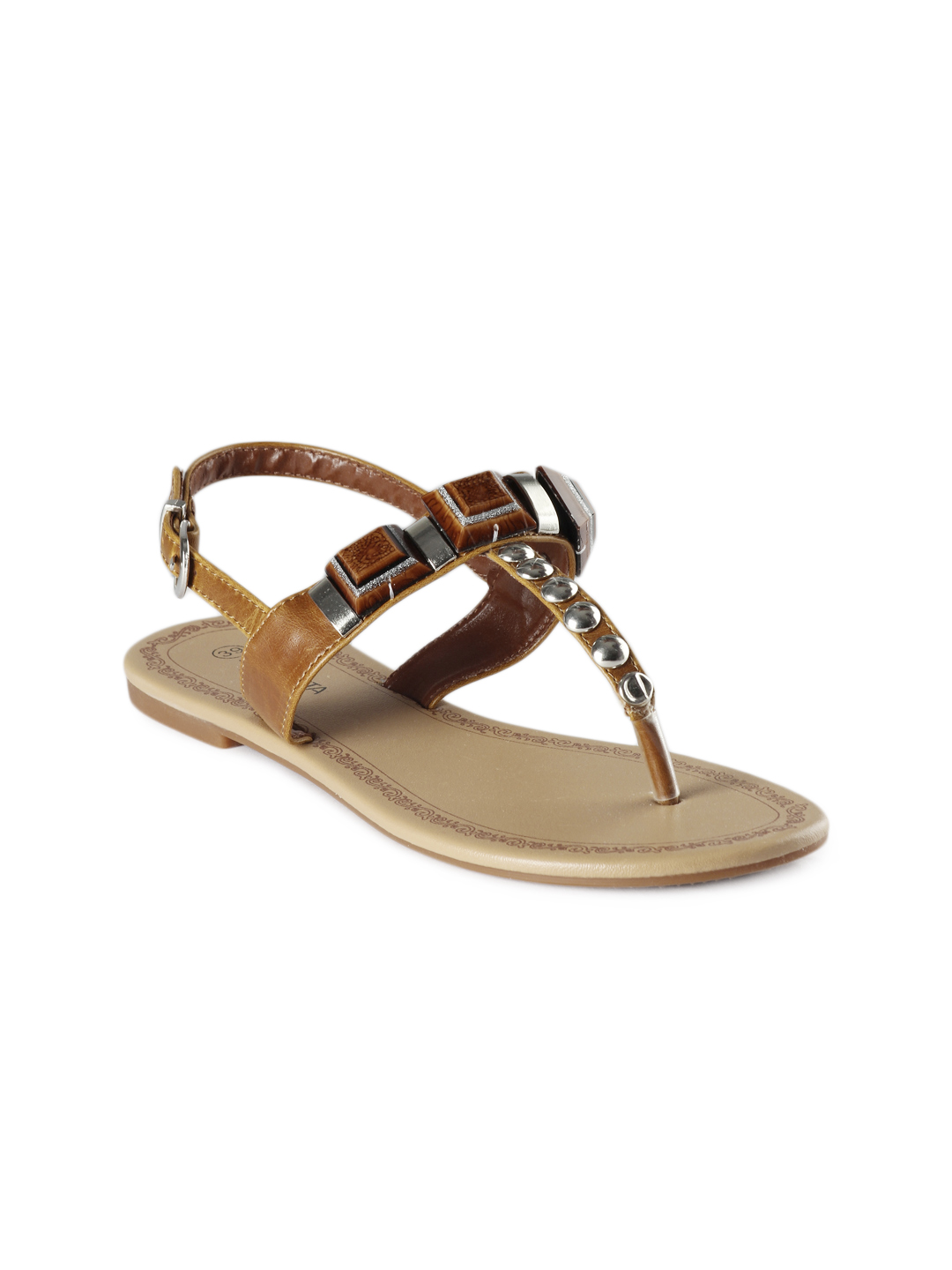Senorita Women Brown Sandals