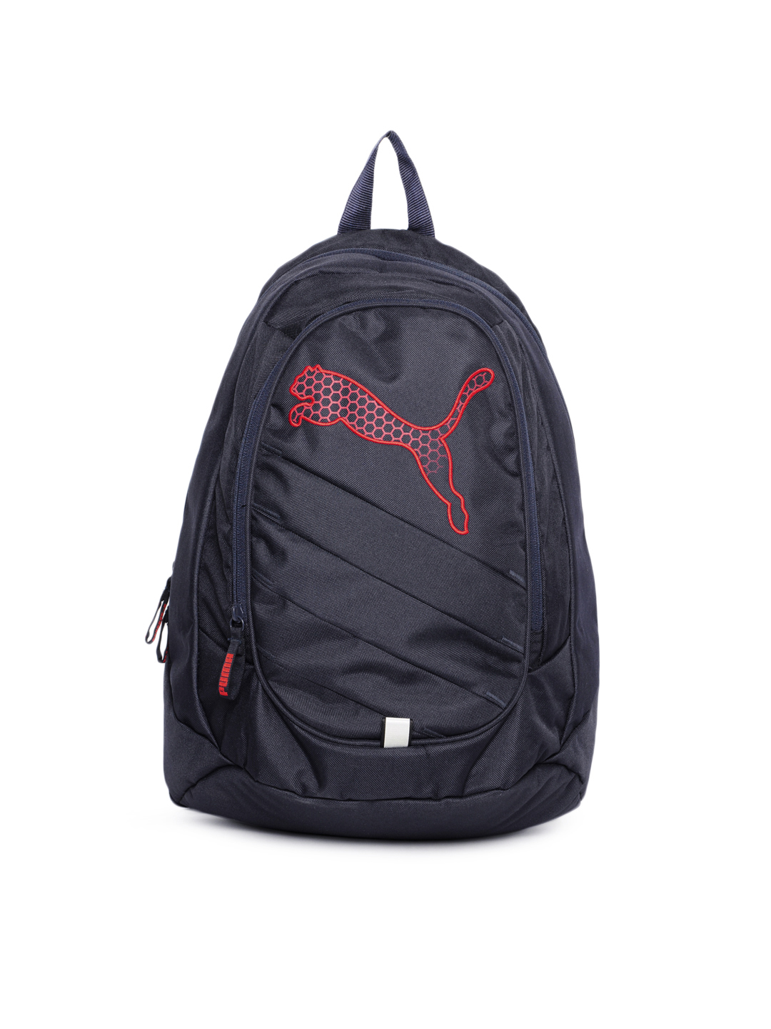 Puma Unisex Big Cat Navy Blue Backpack