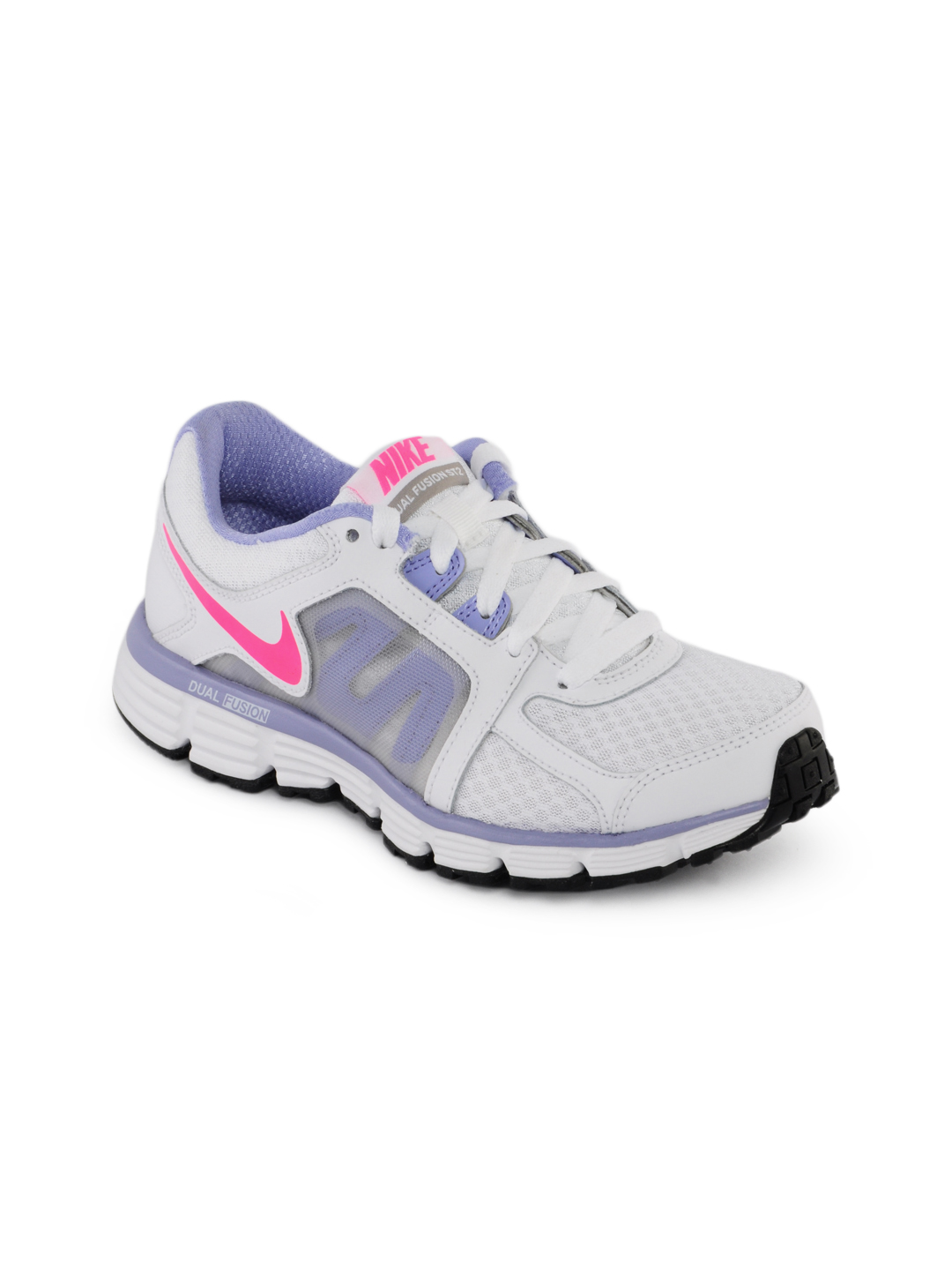 Nike Women Dual Fusion White Sports Shoes
