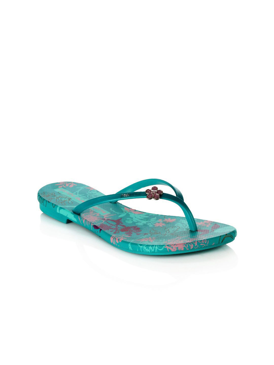 Grendha Women Claudia Green Sandals