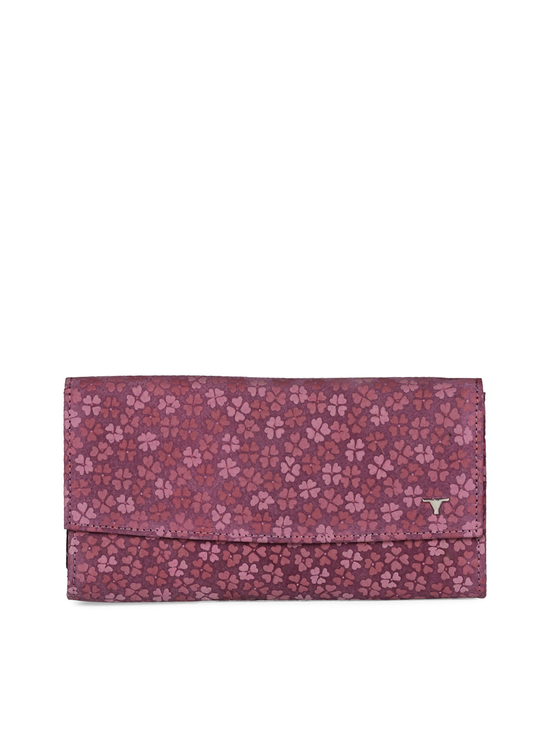 BULCHEE Women Purple Clutch