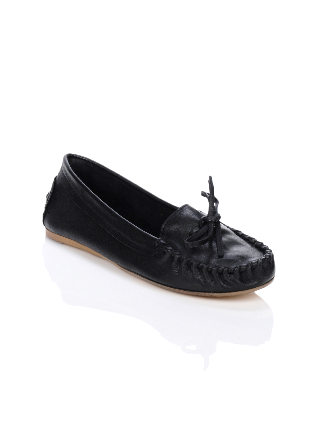 Enroute Women Black Shoes