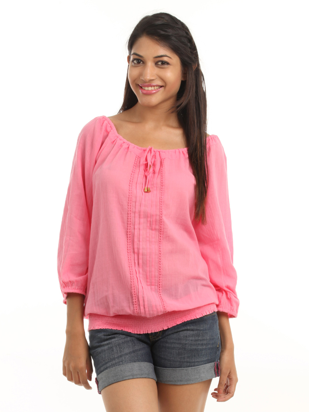 Vero Moda Women Pink Top
