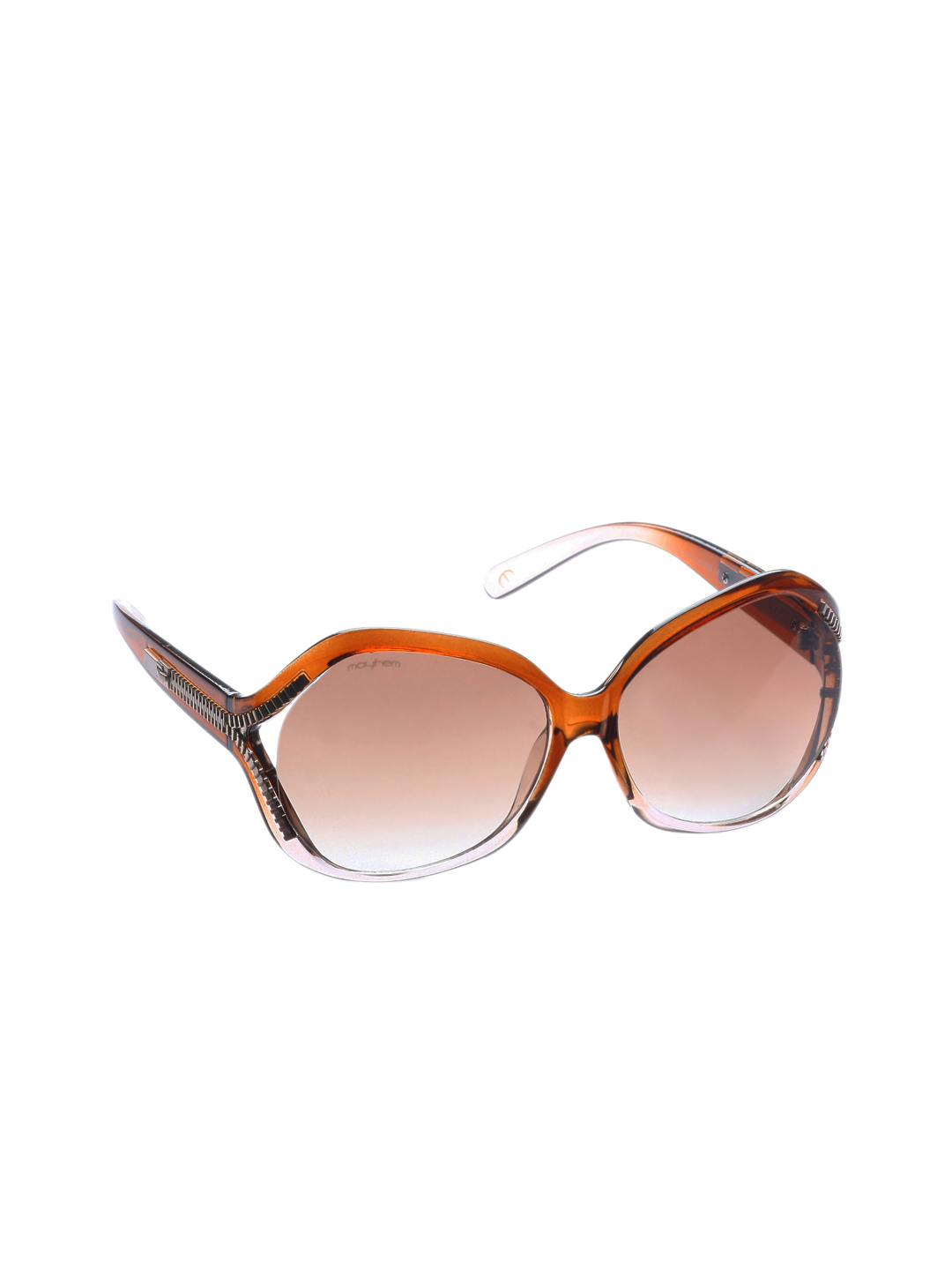 Mayhem Women Brown Sunglasses