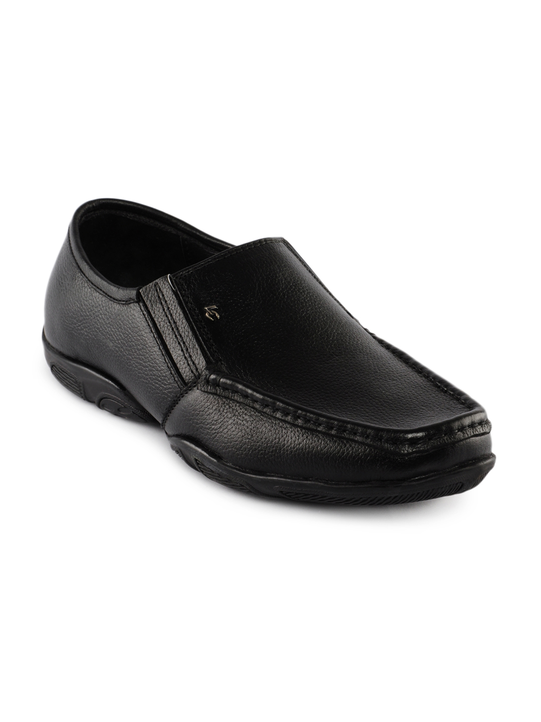 Lee Cooper Men Black Shoes