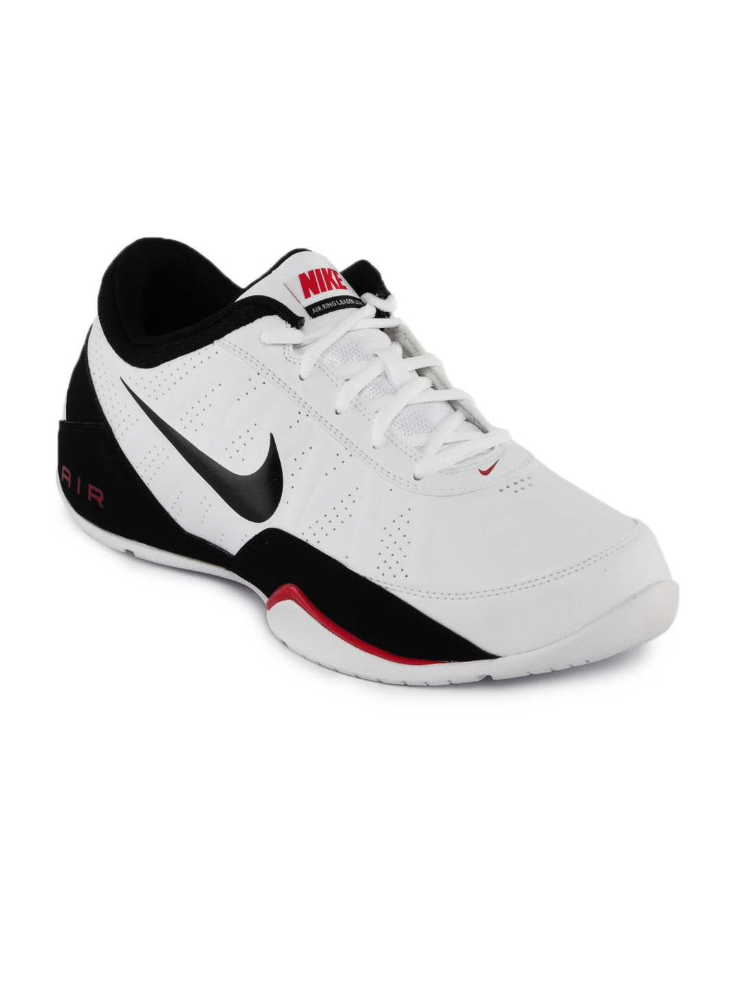 Nike Men Air Ring Leader Low White Sports Shoes