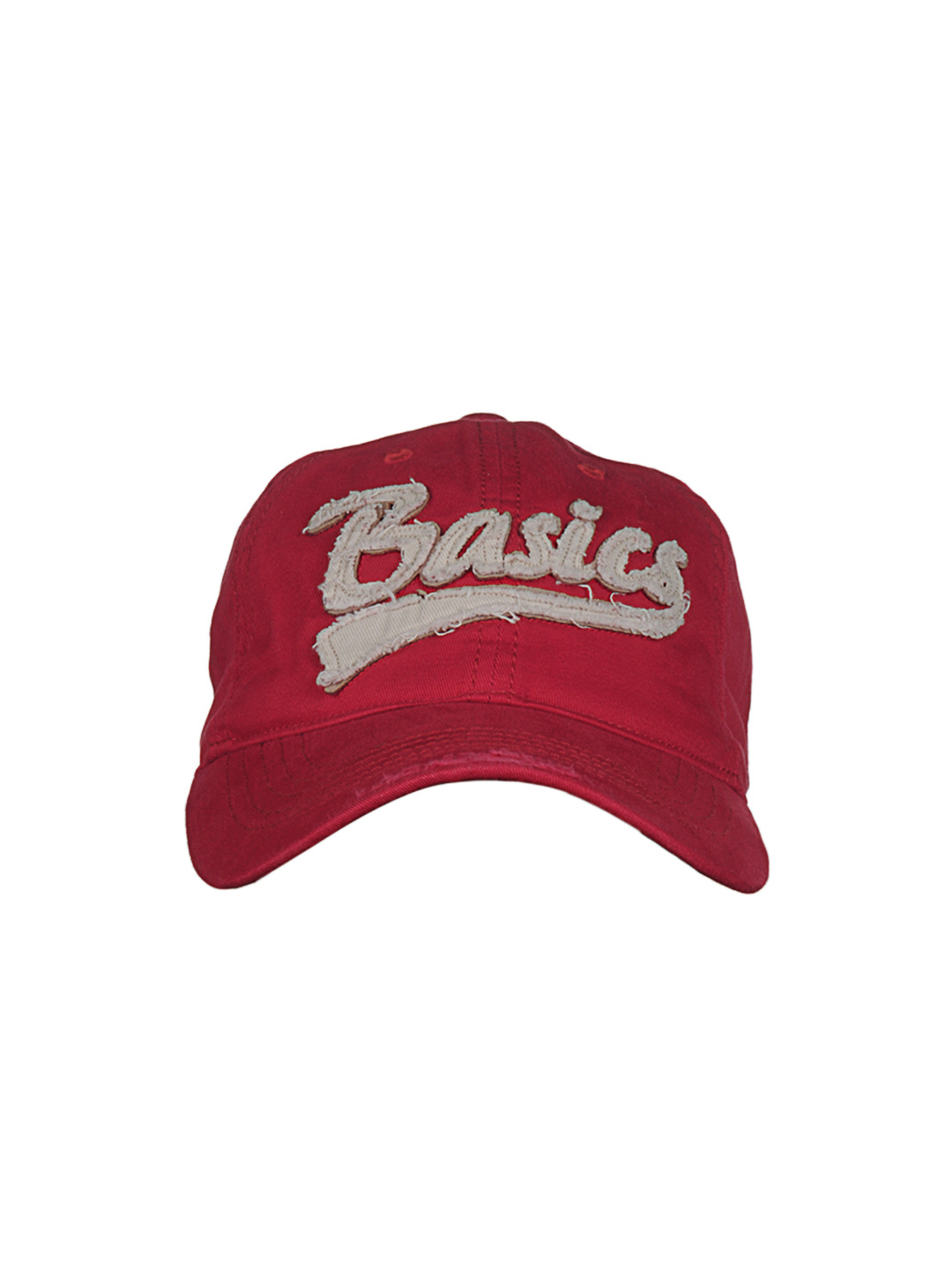 Basics Men Red Cap