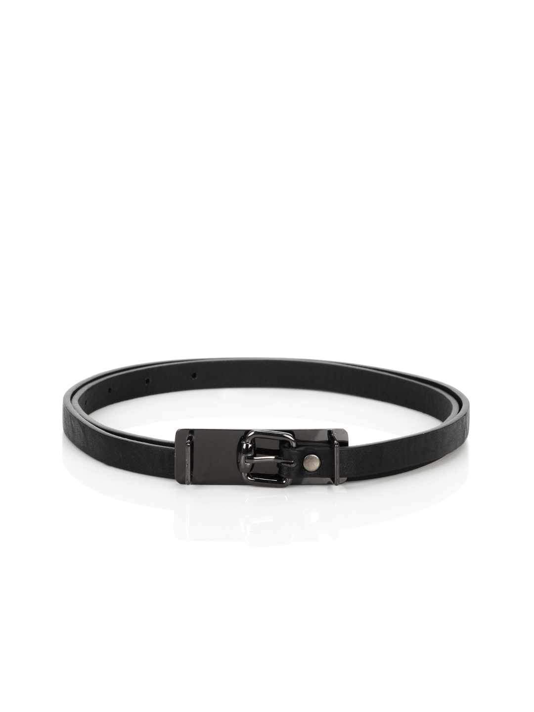 Lino Perros Women Black Belt