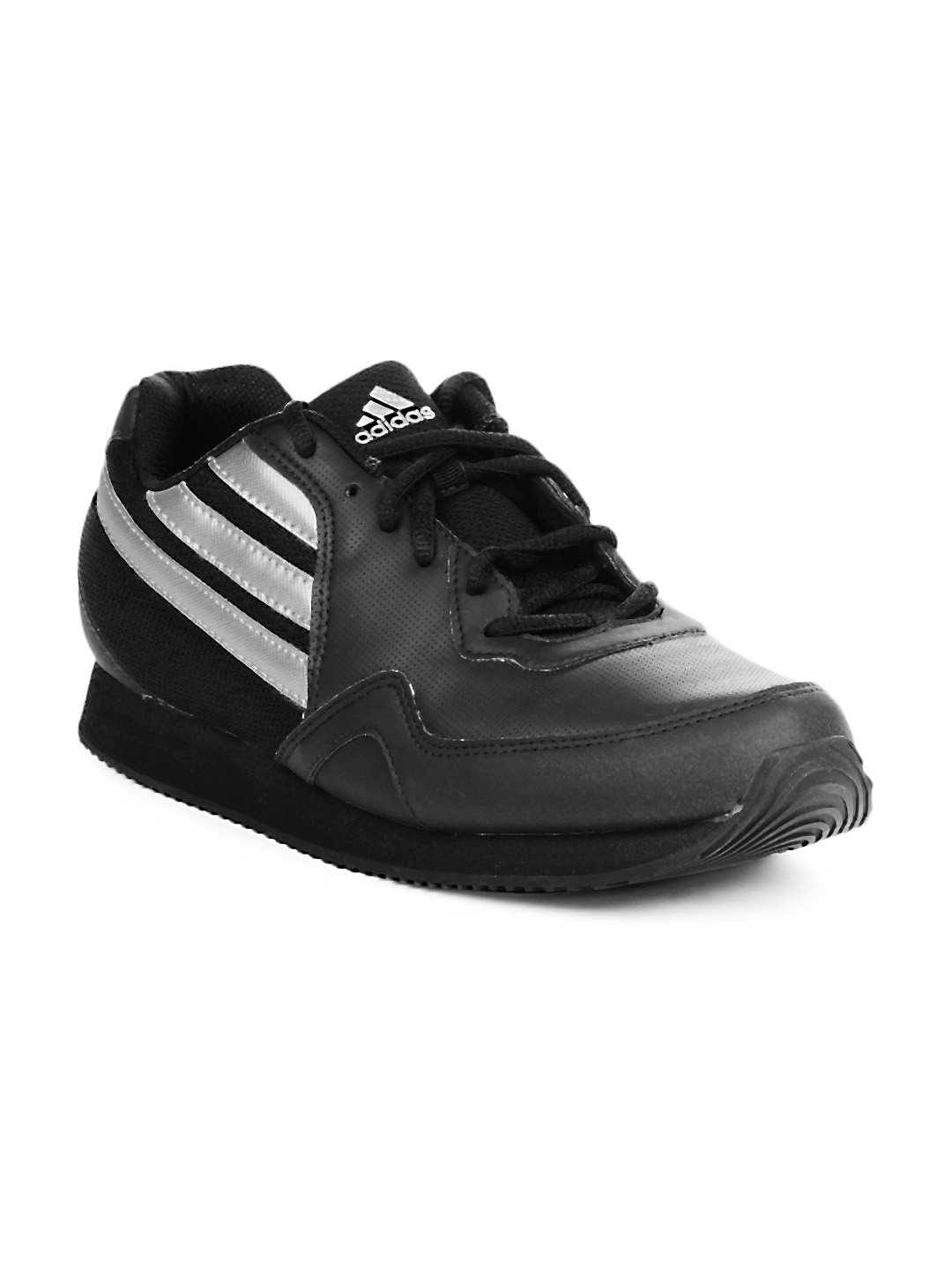 Adidas Men Black Hangkok Sports Shoes
