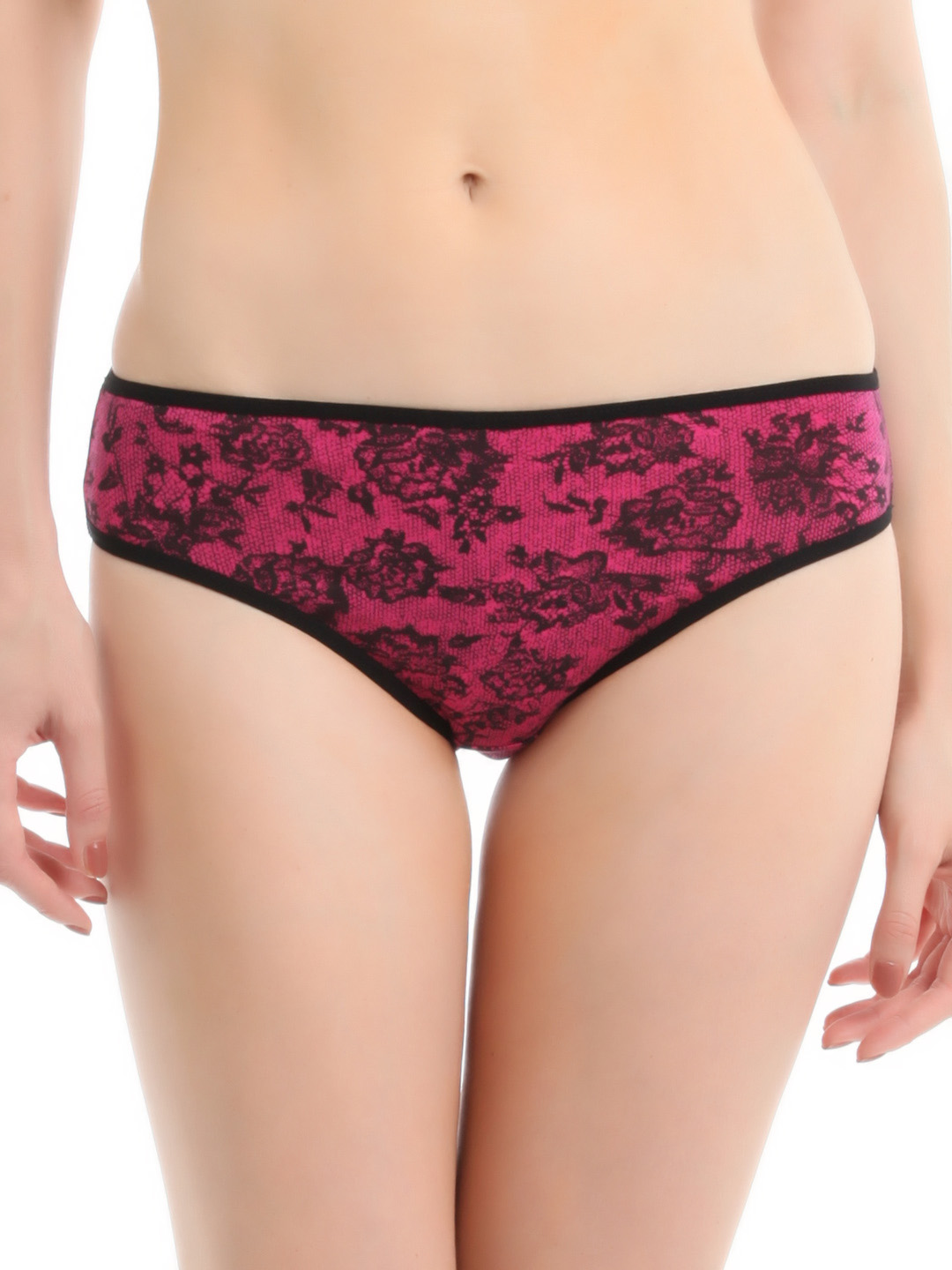 Heart 2 Heart Women Pink Brief