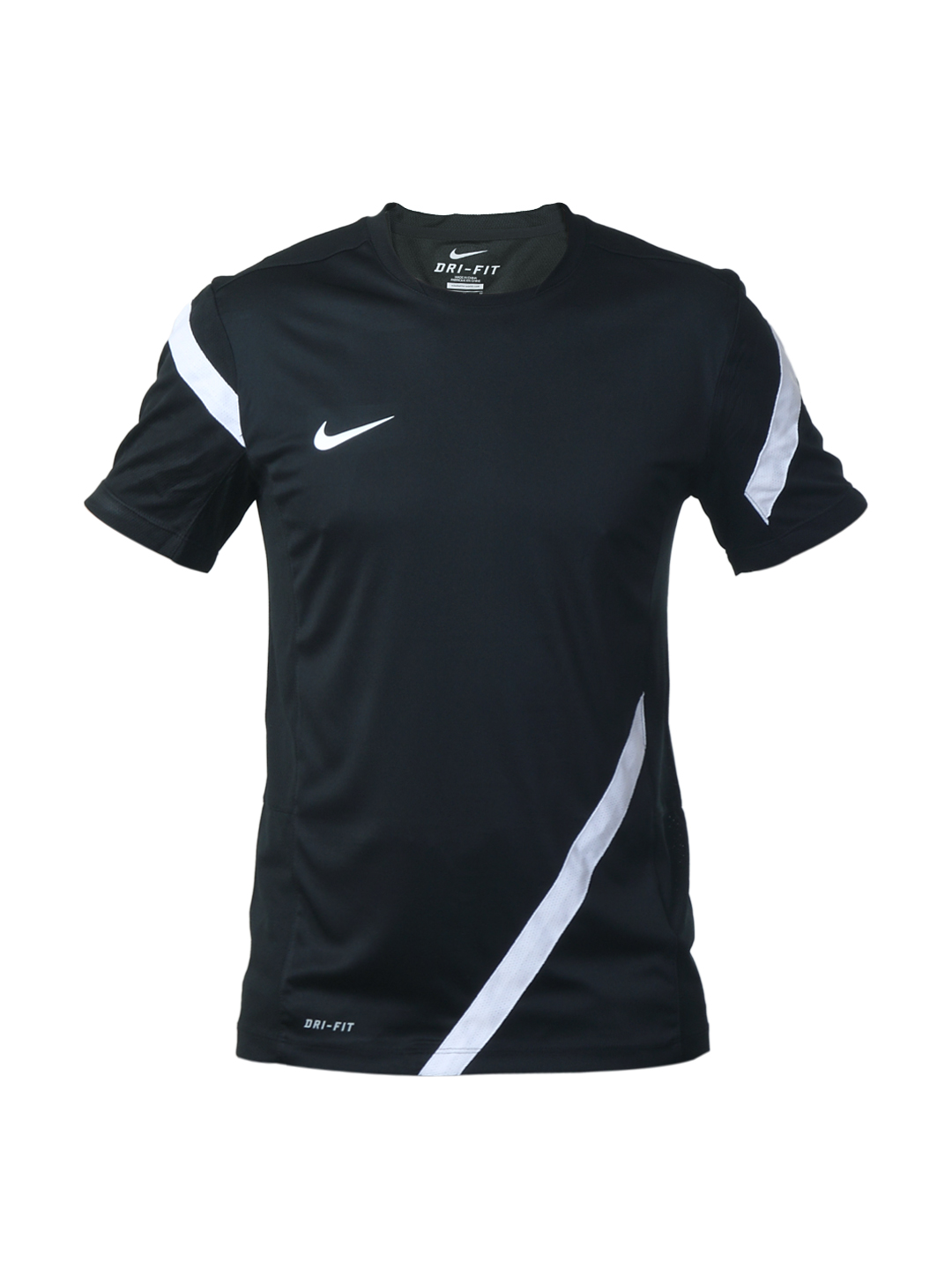 Nike Men Black T-shirt