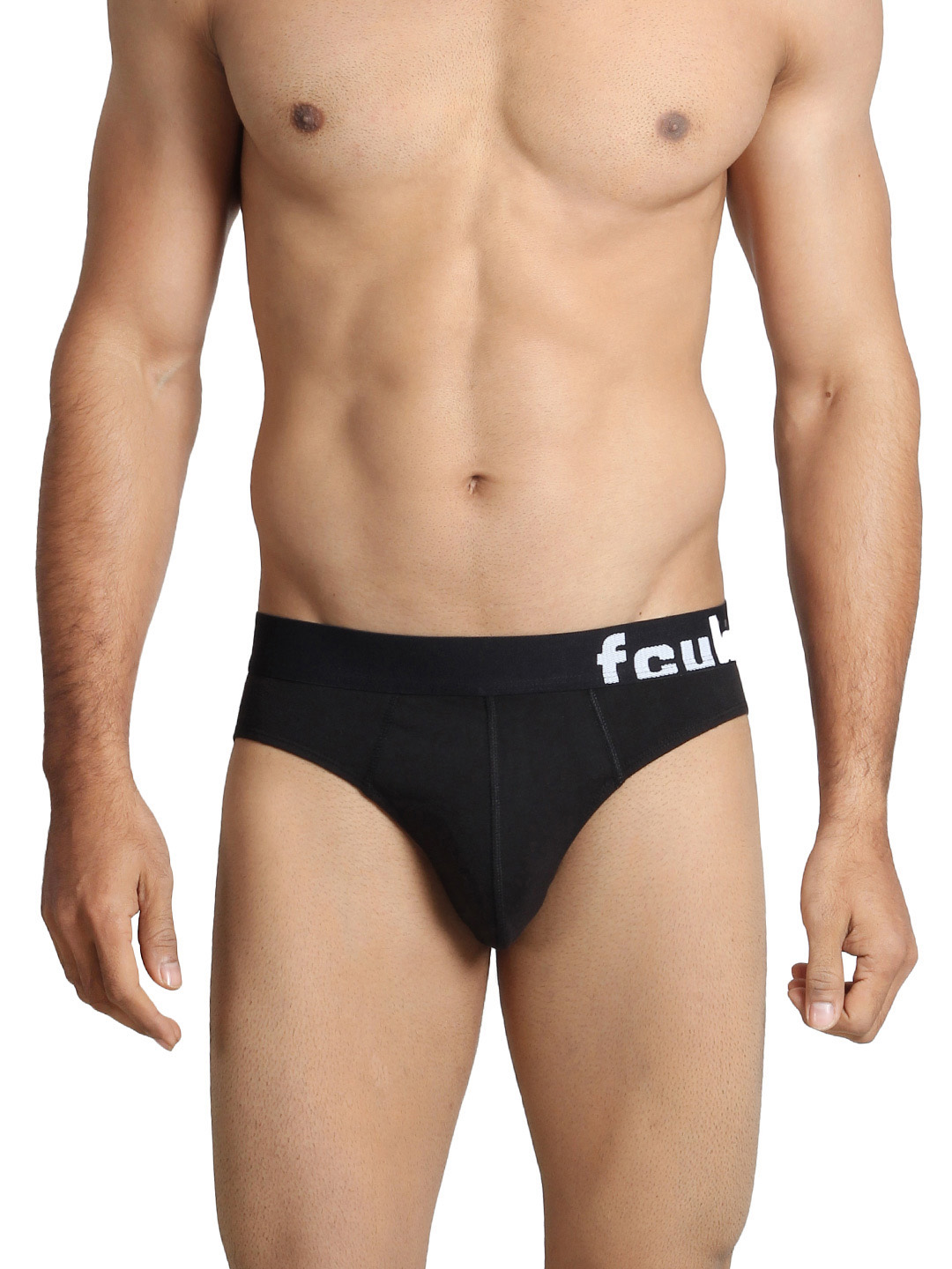FCUK Underwear Men Black Brief