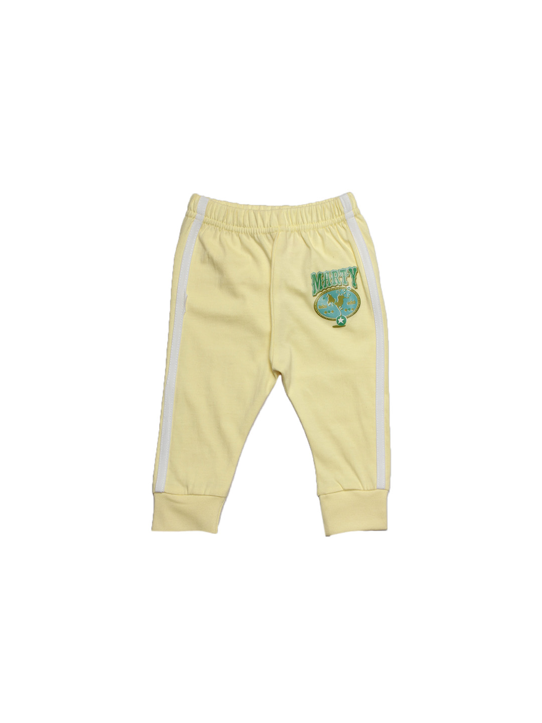 Madagascar3 Infant Boys Lemon Yellow Leggings