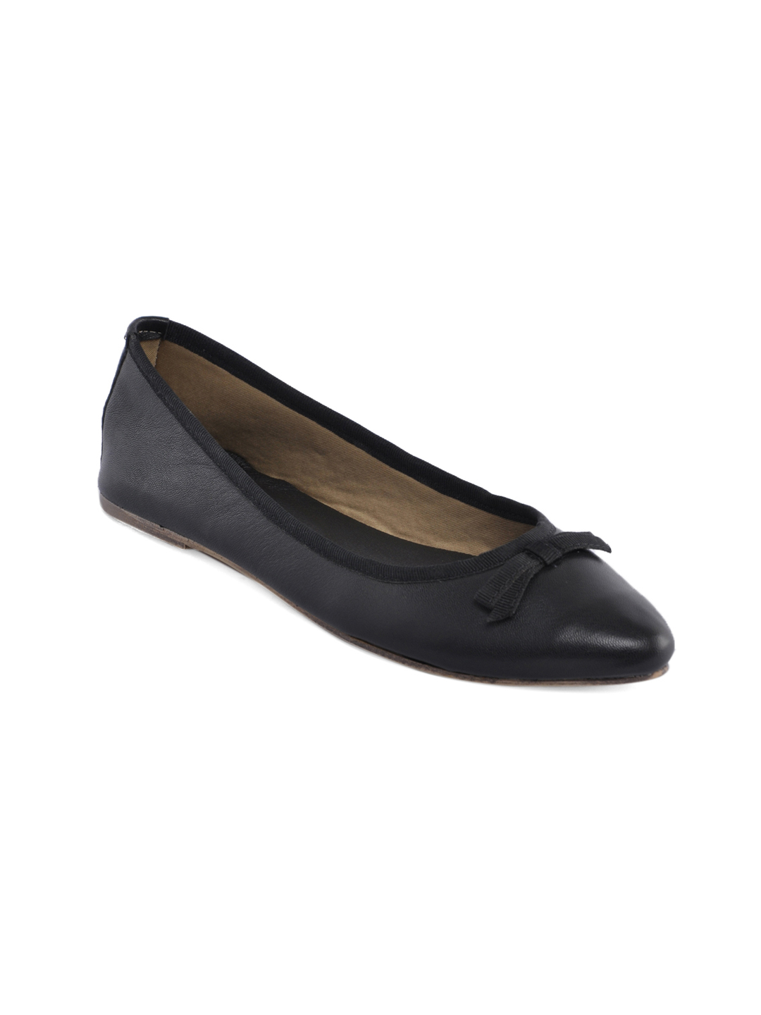 United Colors of Benetton Women Black Shoes