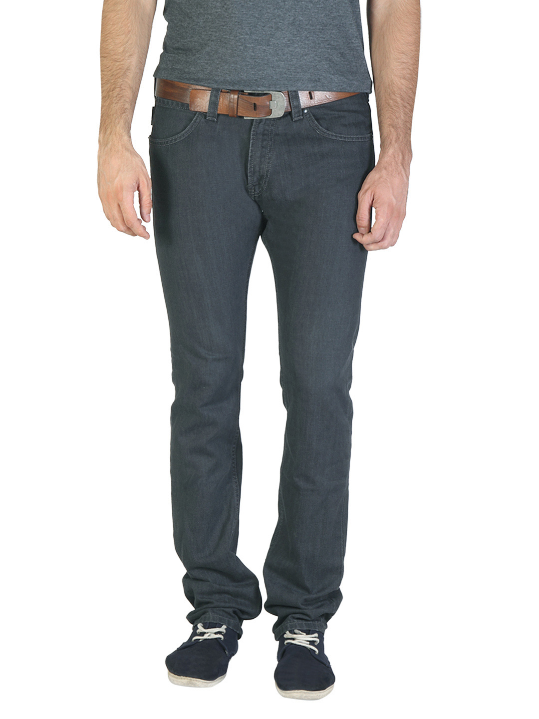 French Connection Men Black Jeans
