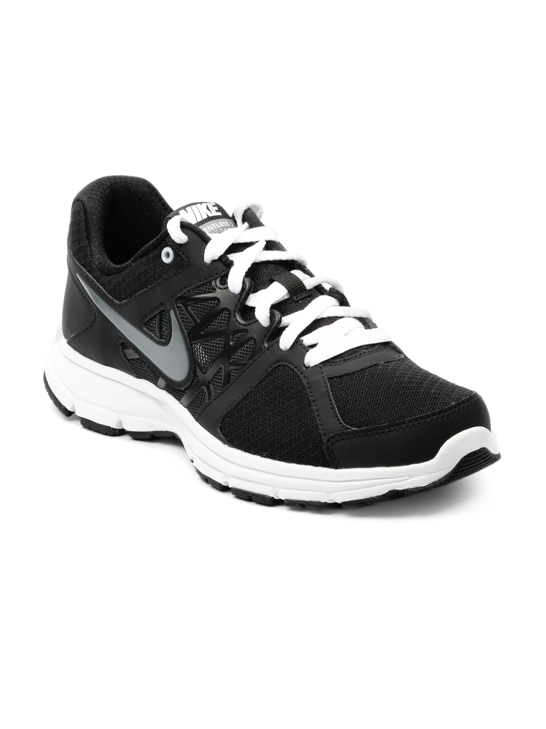 Nike Men Air Relentless Black Sports Shoes