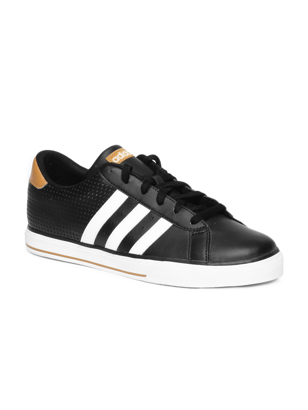 Adidas Men Black Casual Shoes
