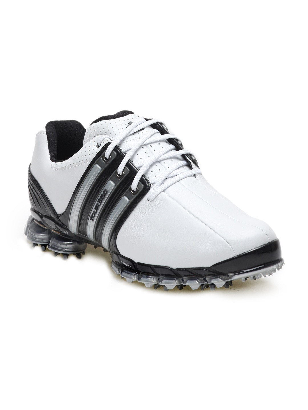 Adidas Men White Sports Shoes