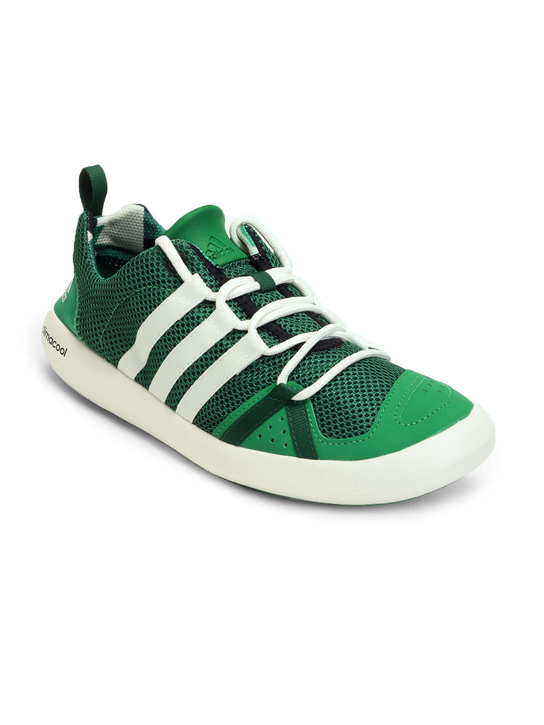 Adidas Unisex Green Shoes