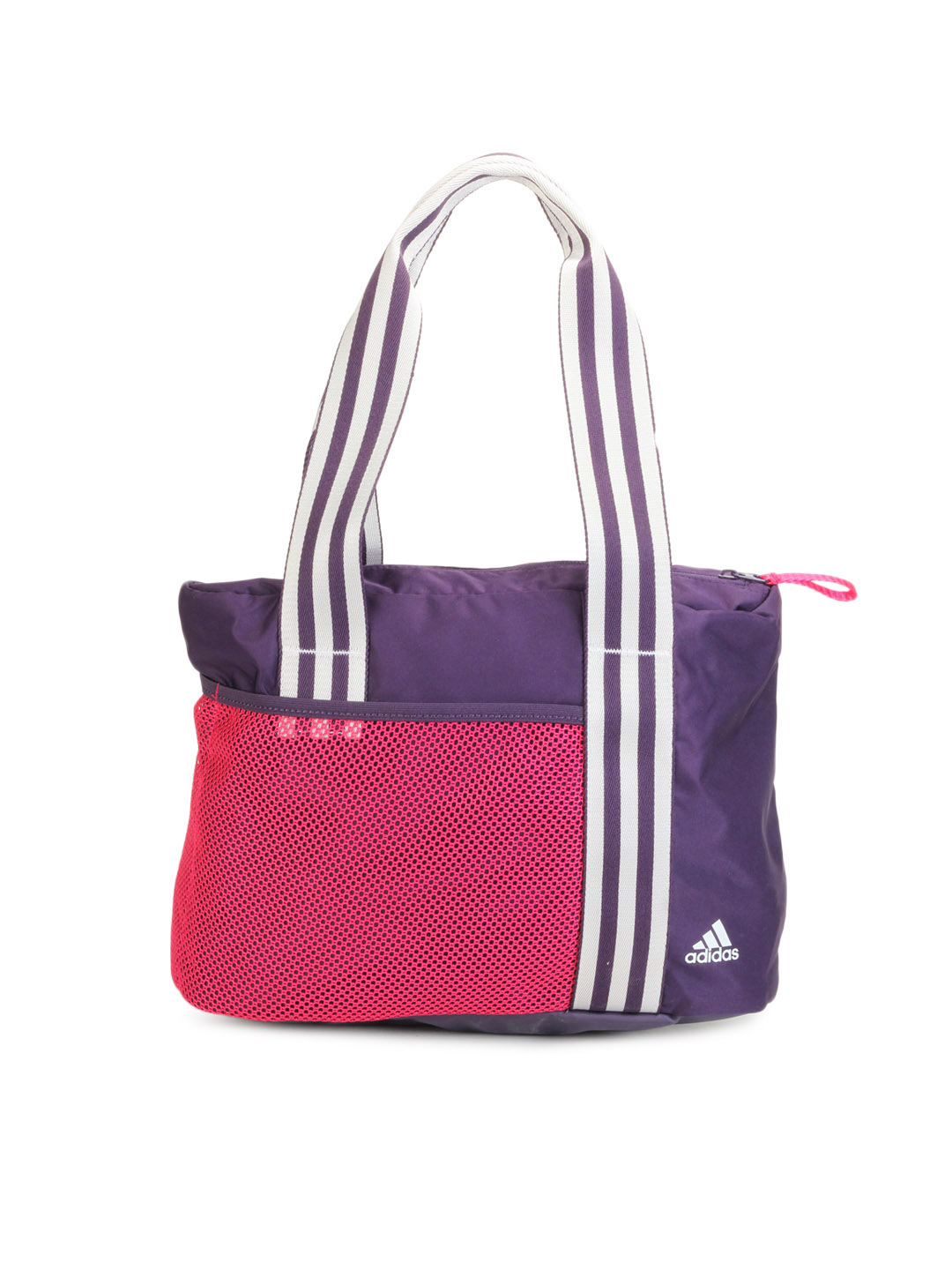 Adidas Women Purple Bag