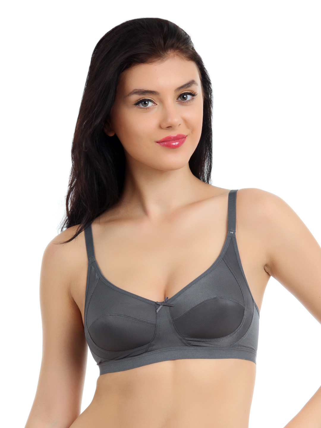 Amante Grey All Day Everyday Bra