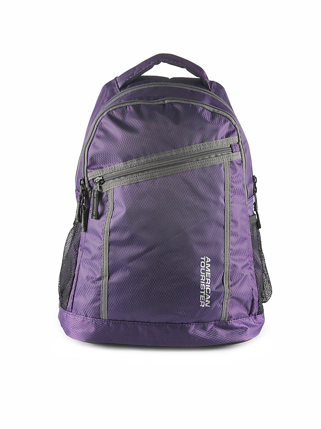 American Tourister Unisex Casual Purple Backpack