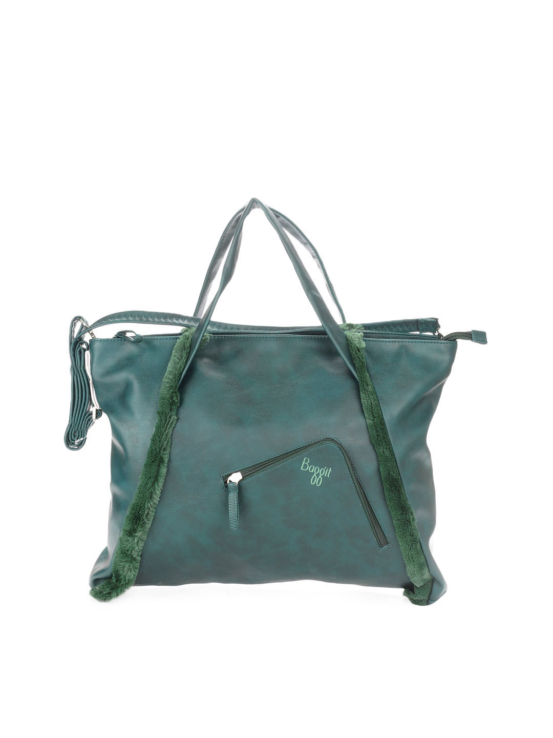 Baggit Women Green Handbag