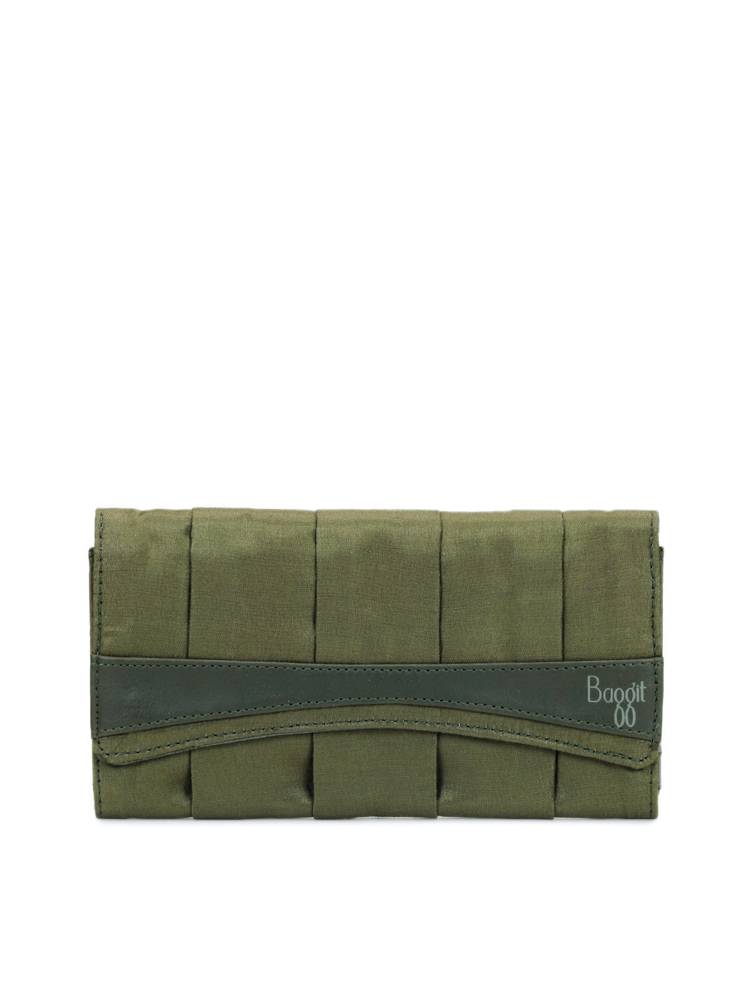 Baggit Women Green Wallet