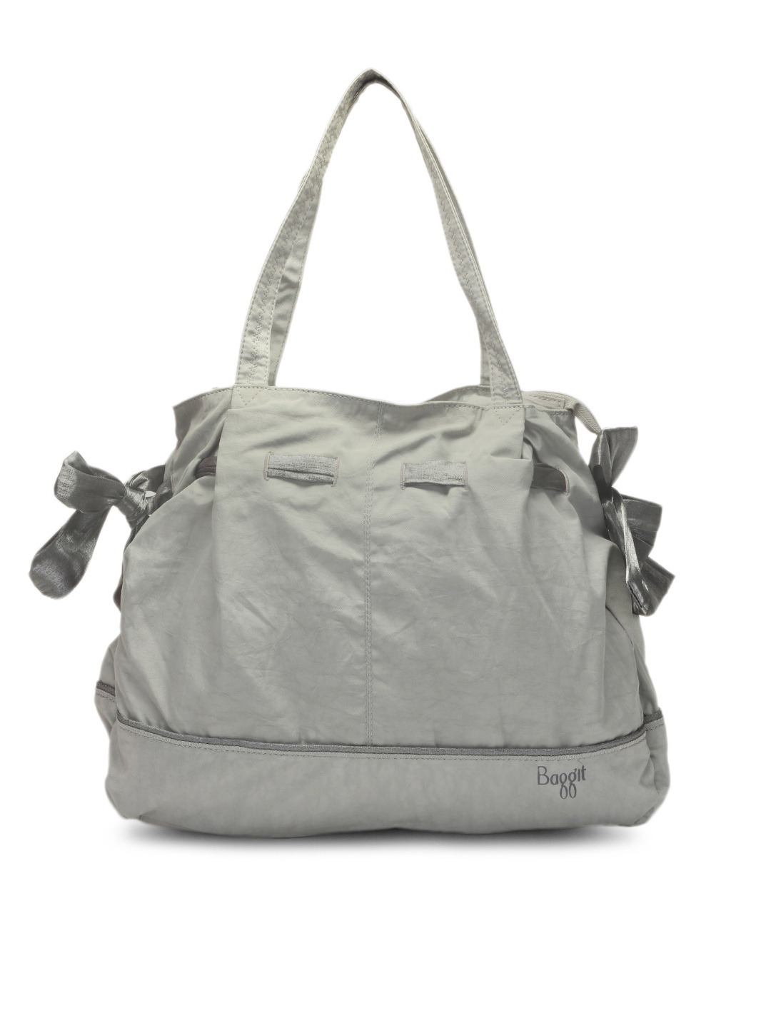 Baggit Women Grey Handbag